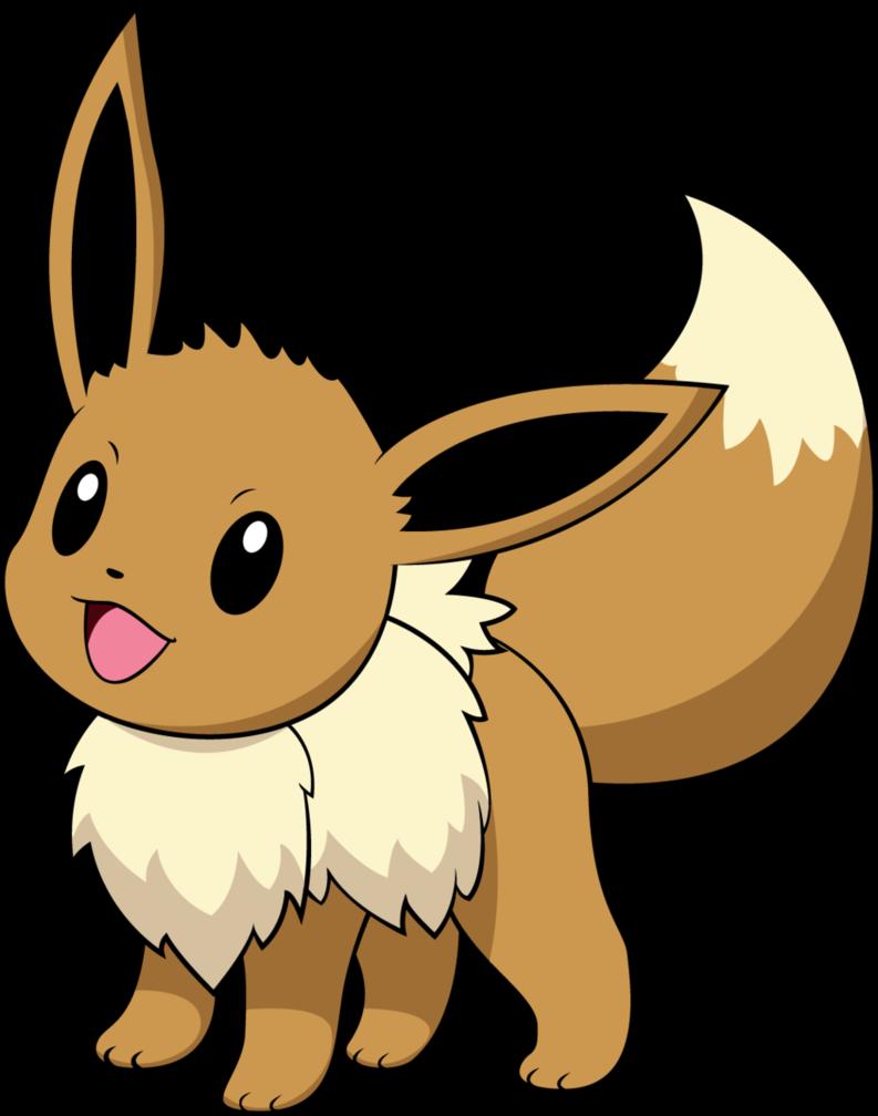793x1008 Eevee Vector! By Alpha Mon On Pokemon Clipart