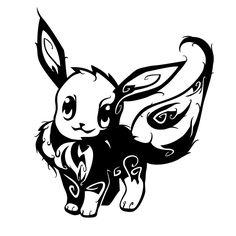 236x236 Pokemon Cute Kawaii Eevee Jolteon Flareon Vaporeon Espeon Umbreon