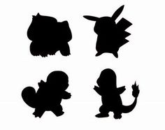 236x186 A Silhouette Of The Umbreon, With Eevee Embedded Into It