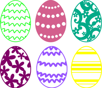 400x346 10 Free Easter Silhouette Cut Files The Pinning Mama