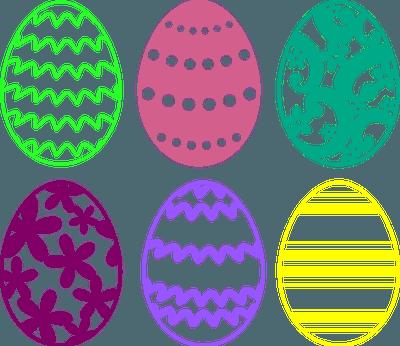 Egg Silhouette