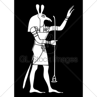 325x325 Horus God Of Ancient Egypt Gl Stock Images