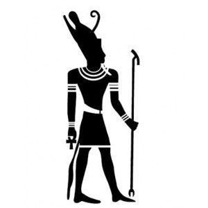 300x300 Egypt Stencils Ethnic 25
