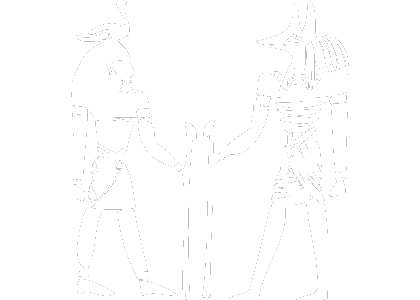 420x300 Egyptian God Wallstickers