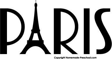 386x204 Eiffel Tower Pink Wallpaper Clipart