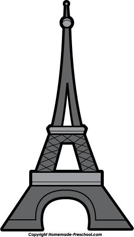 266x469 Eiffel Tower Clip Art Pictures 101 Clip Art
