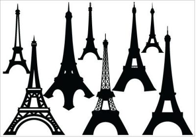 400x280 Eiffel Tower Clipart Page 2 Clipartaz Free Clipart Collection