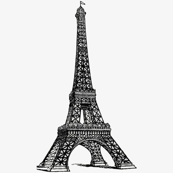 eiffel tower silhouette vector at getdrawings com free for rh getdrawings com eiffel tower vector illustration eiffel tower vector illustration