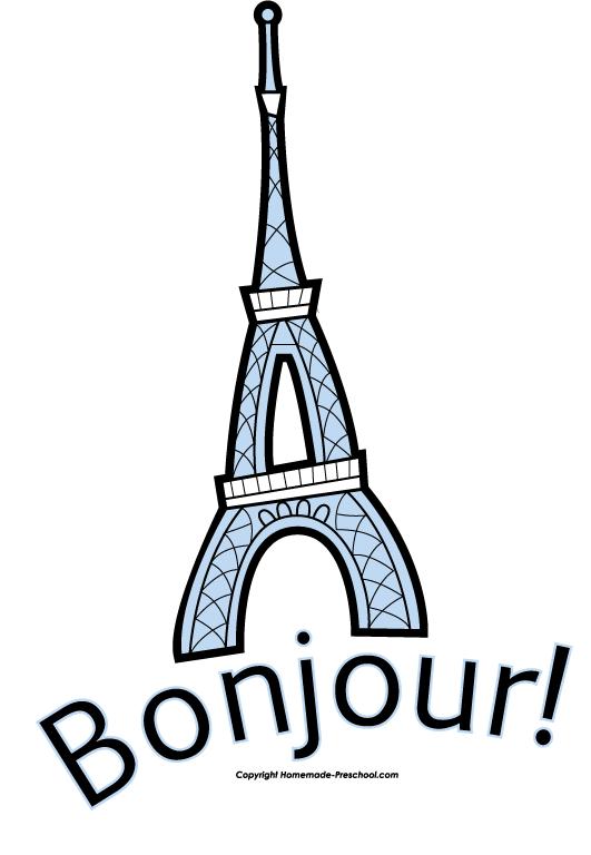 531x768 Eiffel Tower Silhouette Vector Artsilhouette Clip Art
