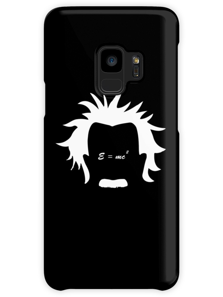 750x1000 Albert Einstein E = Mc2 Silhouette Cases Amp Skins For Samsung