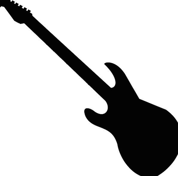 595x589 Guitar, Electronic, Music, Melody, Electric, Jazz, Instrument