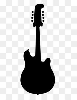 260x340 Bass Guitar Silhouette Electric Guitar Clip Art