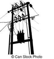 180x195 Electric Pole Vector Clipart Eps Images. 1,571 Electric Pole Clip
