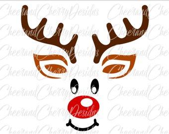 340x270 Reindeer Svg Etsy