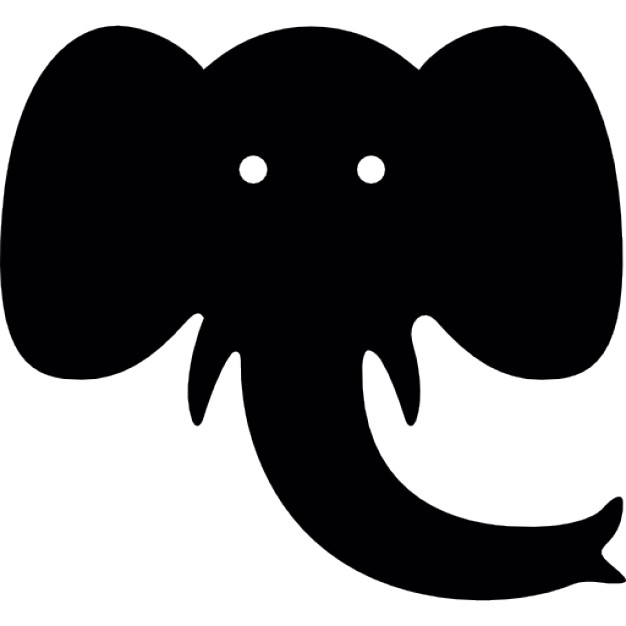 626x626 Head Of Elephant Icons Free Download