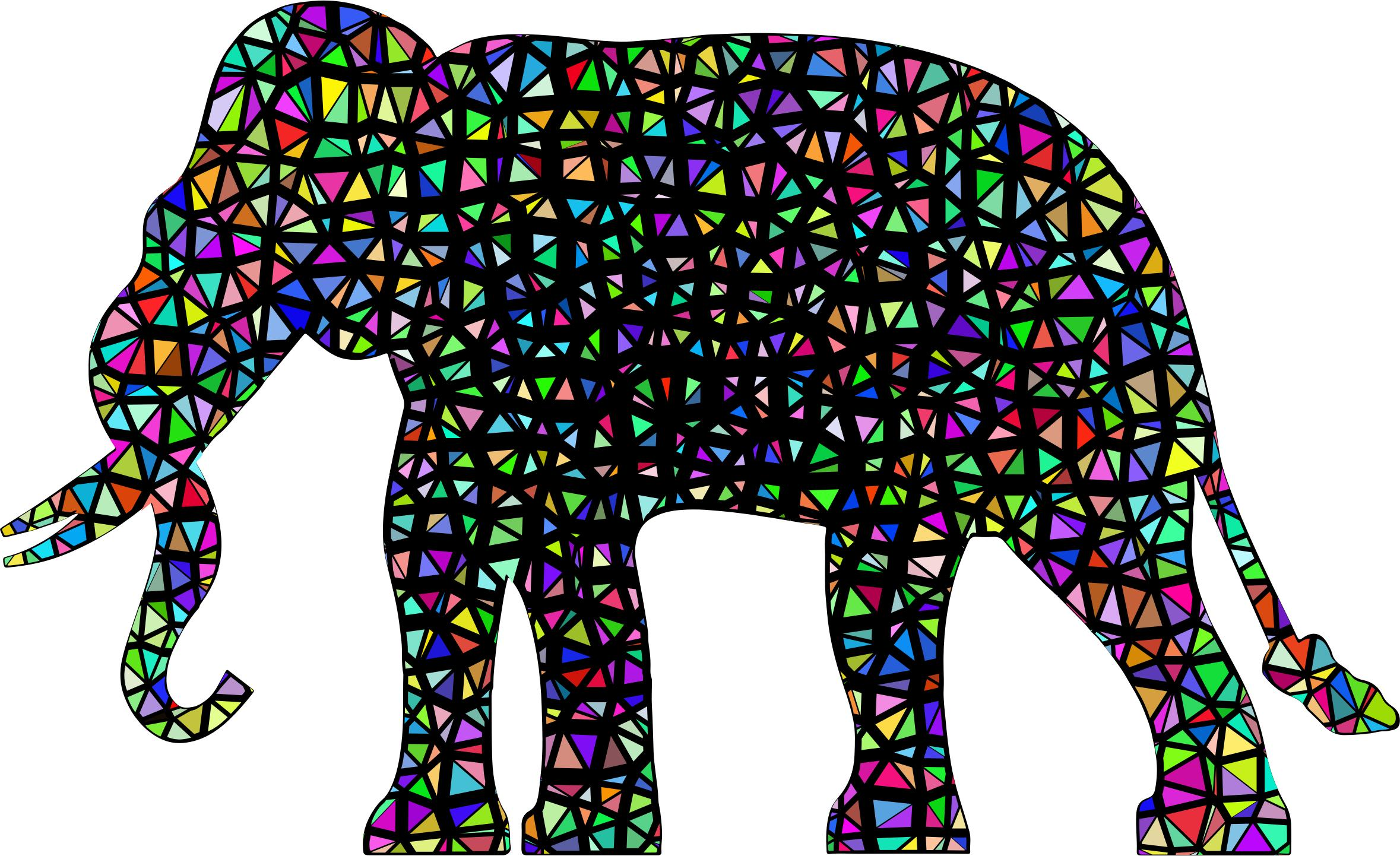 2358x1442 Elephant Silhouette Flying Apart 2 With Background Icons Png
