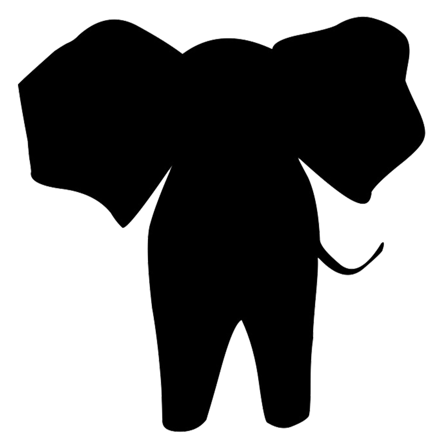 elephant silhouette clipart at getdrawings com free for personal rh getdrawings com elephant clipart free elephant clip art images