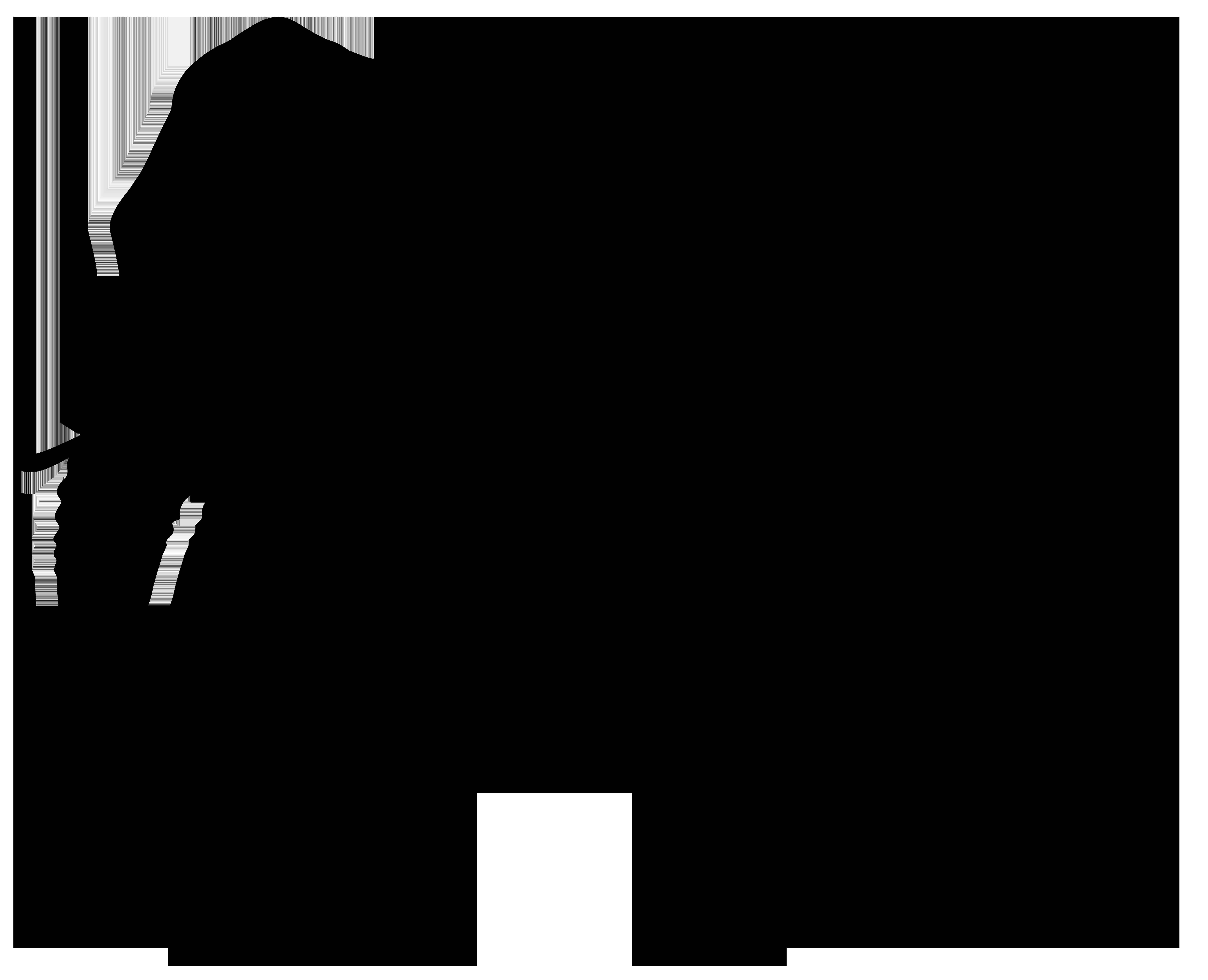 8000x6490 Elephant Silhouette Png Transparent Clip Art Imageu200b Gallery