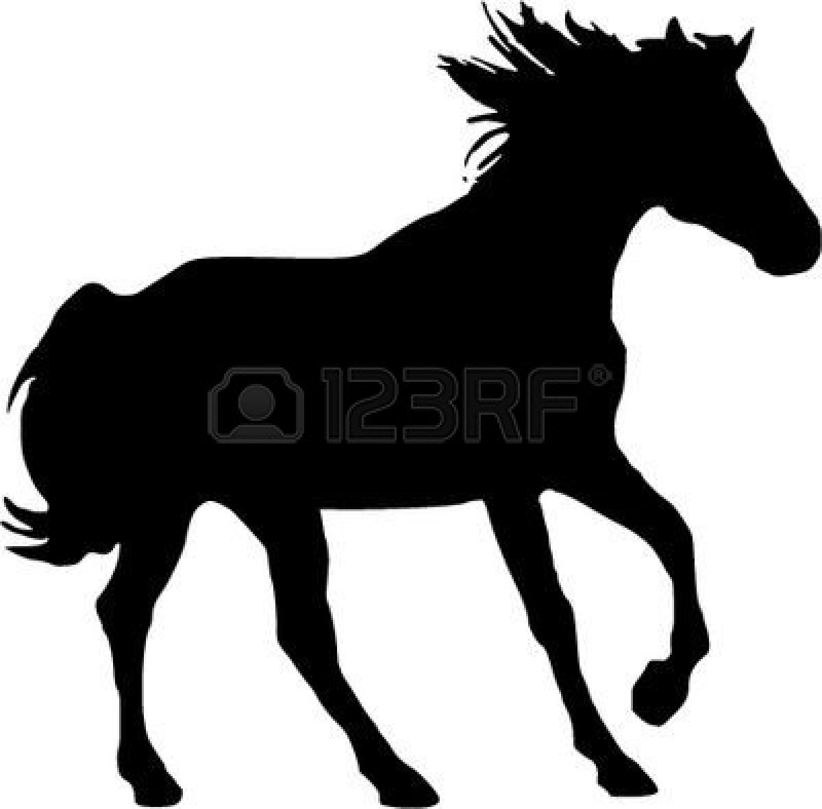 1200x1182 Horse Head Silhouette Tattoo Tattoo Collection