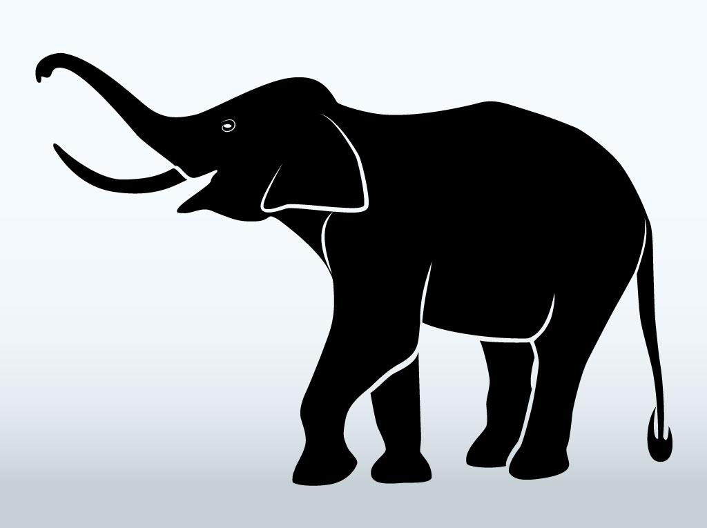 1024x765 Elephant Graphic Vector Art Amp Graphics
