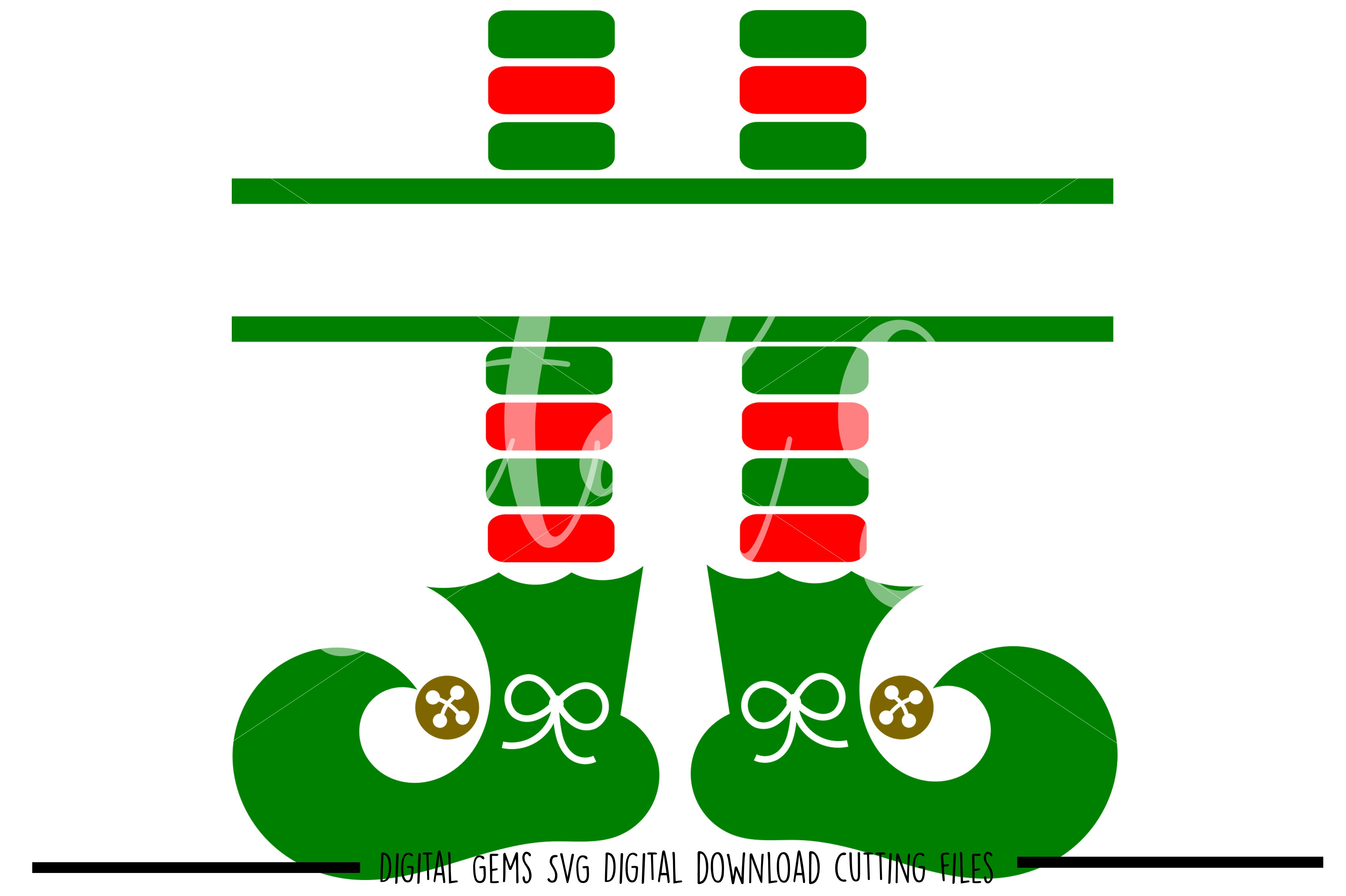 4384x2918 Elf Legs Svg Png Eps Dxf Files By Design Bundles