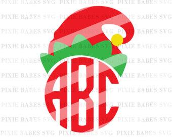 340x270 Santa Hat Svg, Christmas Svg, Merry Christmas Svg, Christmas Hat