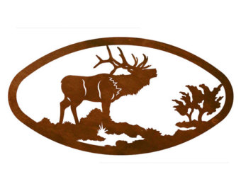 340x270 Elk Bugle Etsy