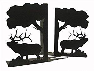 300x227 Bugling Elk Bookends Home Amp Kitchen