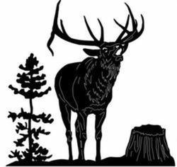 250x236 Wildlife Metal Art Ranch Signs, Gates, And Custom Metal Art By