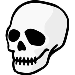 300x300 Elk Skull Clipart