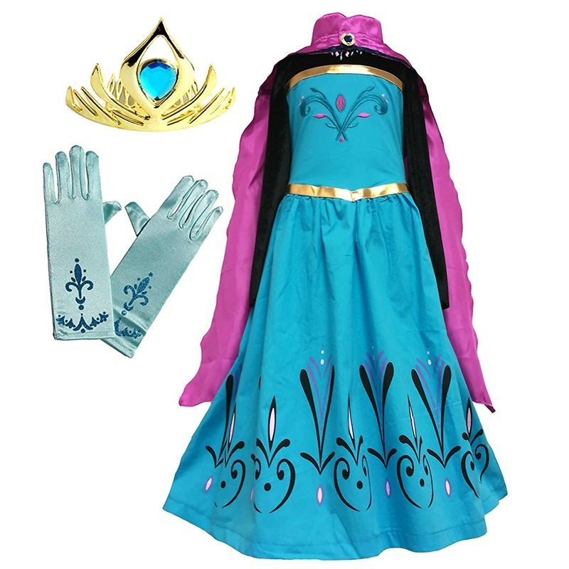 800x800 Buy Elsa And Anna Coronation Dress And Get Free Shipping