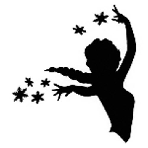 500x500 Elsa Tossing Stars