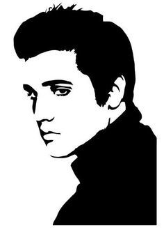 236x327 Image Result For Elvis Silhouettes Gift Ideas