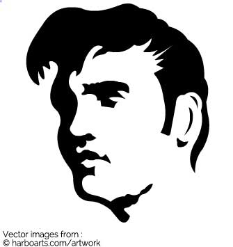 335x355 Download Elvis Presley Face