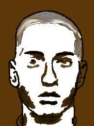 Eminem Silhouette