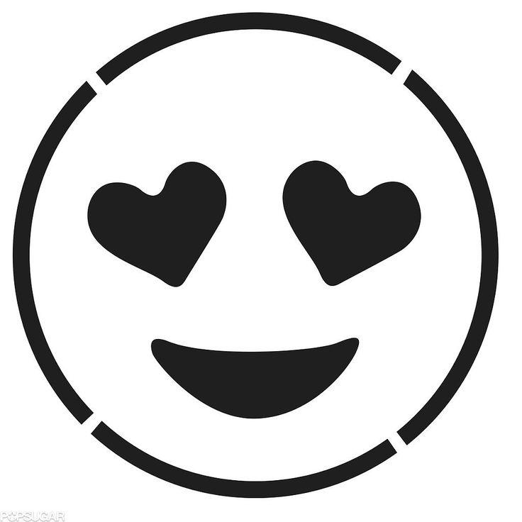 736x736 Image Result For Facial Templates Emojis Emojis