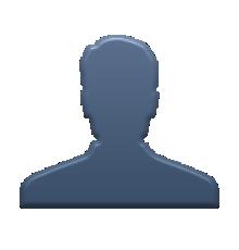 220x230 Emoji Bust In Silhouette