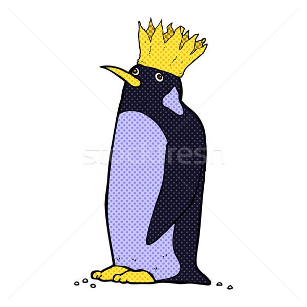 600x600 Emperor Penguin Stock Vectors, Illustrations And Cliparts Stockfresh