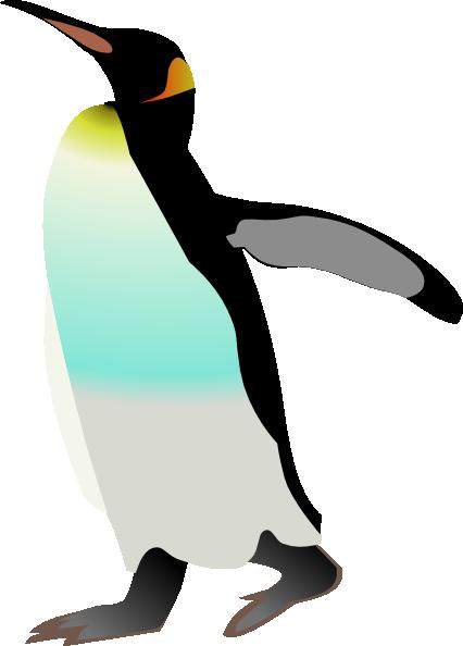 426x594 Emperor Penguin Clip Art