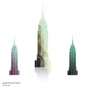 300x300 Stock Photo Empire State Building Silhouette Arenawp