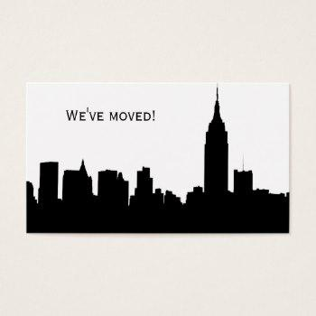 350x350 Empire Empire State Building Business Cards Business Cards 100