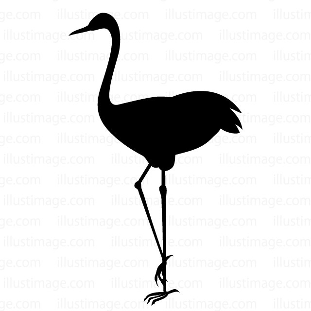 640x640 Free Cranes Silhouette Clip Art Cartoon Amp Clipart