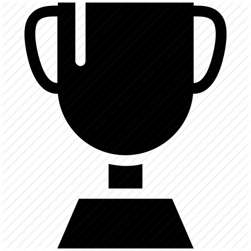 512x512 Award, Awards, Cup, Silhouette, Symbol, Trophies, Trophy Icon