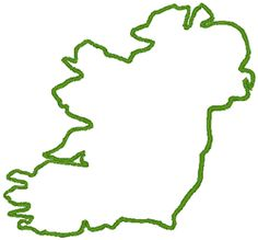 Sketch Map Of Ireland.The Best Free Ireland Silhouette Images Download From 70 Free
