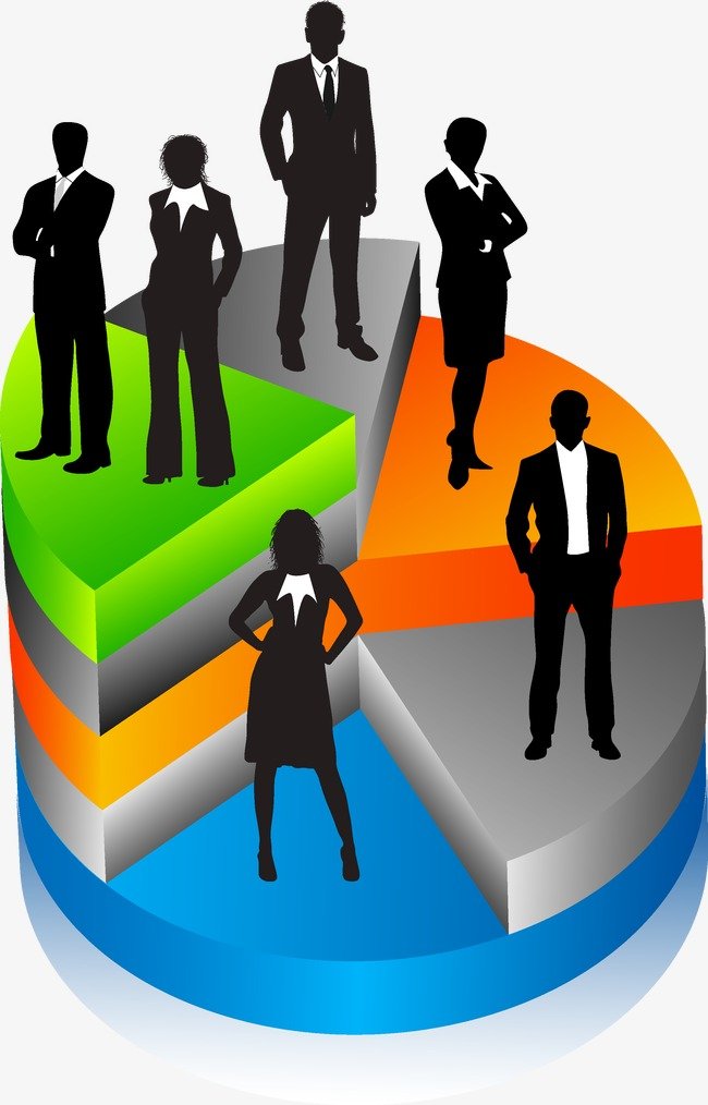 650x1014 Business Silhouette Figures, Enterprise, Character, Business Png