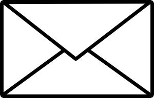 300x192 Envelope Clip Art Free Vector 4vector