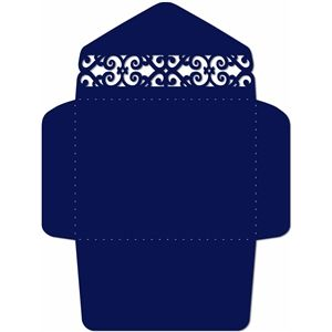 300x300 Envelope Lace Edge Silhouette Design, Envelopes And Silhouettes