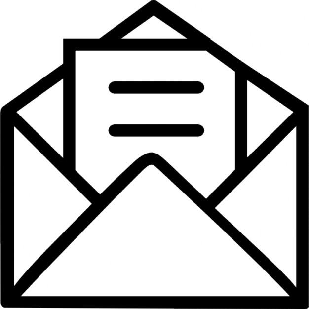 626x626 Free Free Envelope Icon 278379 Download Free Envelope Icon