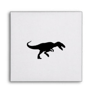 307x307 Silhouette Printed Amp Mailing Envelopes Zazzle