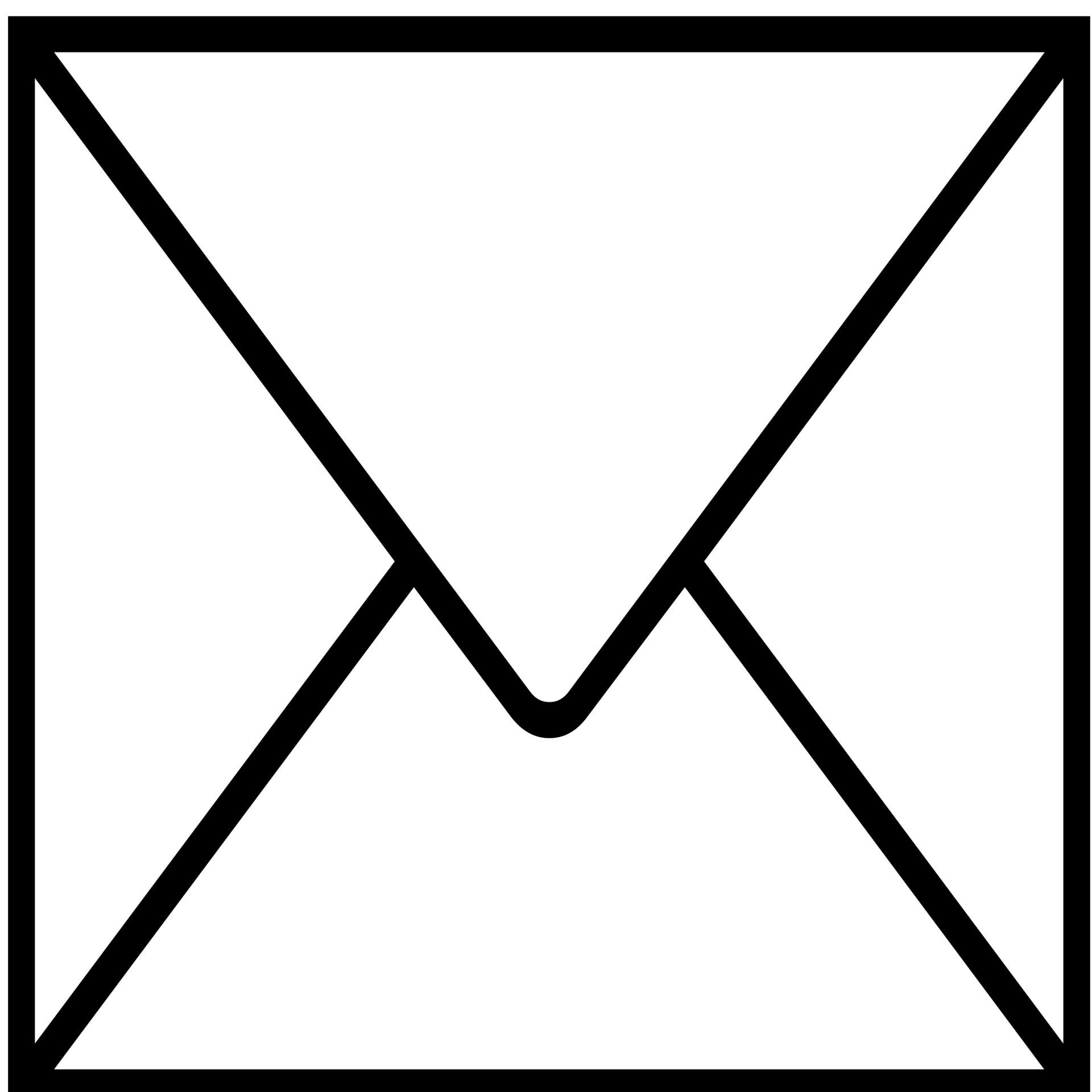 1920x1920 Envelope Silhouette Free Stock Photo